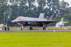 Lockheed Martin F-35 Bliksem II Royalty-vrije Stock Afbeelding