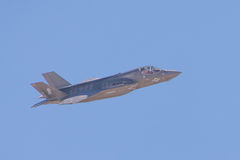 Lockheed Martin F-35 Lightning II Stock Photography