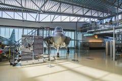 Lockheed martin f-35a lightning II Stock Image