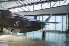 Lockheed martin f-35a lightning II Stock Photo