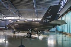 Lockheed martin f-35a lightning II Stock Photo
