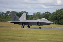 Lockheed Martin F-22 Raptor royalty free stock photo