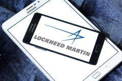 Lockheed Martin logo Royaltyfri Fotografi