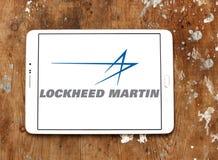 Lockheed Martin logo Royaltyfri Foto