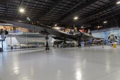 Free Lockheed SR 71 Blackbird Stock Images - 211706924