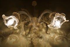 Lockiga ljus Royaltyfri Fotografi