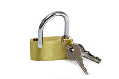 Locking Royalty Free Stock Photos