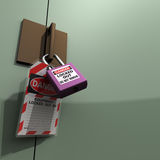 Lockout Tagout Stock Images