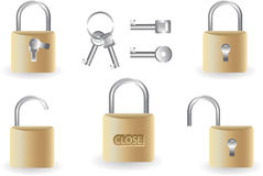 Locks Stock Photos