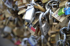 Locks Royalty Free Stock Photography