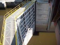 Locks And Dam No. 1 Stock Image
