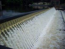 Locks And Dam No. 1 Royalty Free Stock Photo
