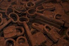 Locks and keys 01 Stock Photo