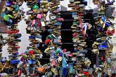 Locks of Love Royalty Free Stock Image