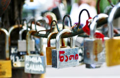 Free Locks Of Love Stock Image - 12642071