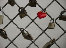Locks Pont des Arts Royalty Free Stock Photography
