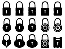 Locks Royalty Free Stock Images