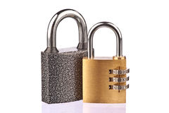 Locks small Royalty Free Stock Photos