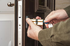 Locksmith Stock Images