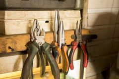 Locksmithery, geeigneterer ` s Shop Lizenzfreie Stockfotos