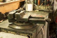 Locksmithery, instalatora ` s sklep Obraz Stock