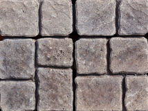 Lockstone Pattern Royalty Free Stock Photography