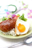 Loco moco Stock Photography