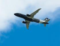 Loco por el rugbi A320 Foto de archivo