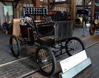 1899 Locomobile蒸汽轻便汽艇 库存照片