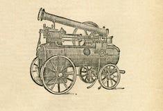 Locomobile Stock Image