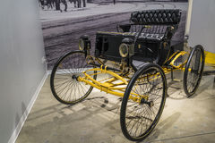 Locomobile 1900 Royalty Free Stock Photography