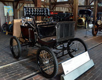 1899 Locomobile-Stoomrunabout Stock Foto's