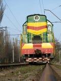 Locomotief, Royalty-vrije Stock Afbeeldingen