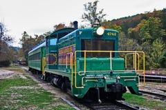 Locomotief Royalty-vrije Stock Afbeelding