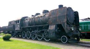 Locomotief Stock Afbeelding