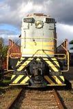 Locomotief 6591 Royalty-vrije Stock Afbeeldingen