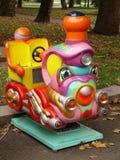 Locomotief voor kinderen Stock Afbeelding