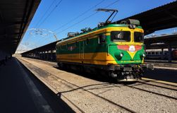 locomotiva Fotos de Stock Royalty Free