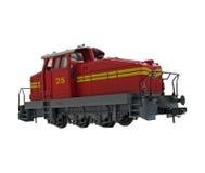 Locomotiva Fotografia de Stock