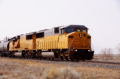 Locomotiva Foto de Stock