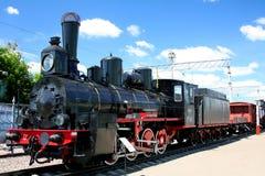 Locomotiva Fotografia de Stock Royalty Free