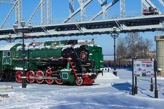 Locomotiva Imagens de Stock