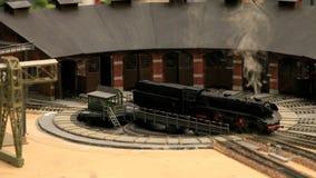 Locomotiva vídeos de arquivo
