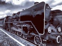 locomotiva Imagens de Stock Royalty Free