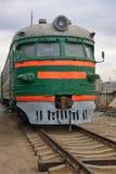 Locomotiva de diesel velha imagem de stock royalty free