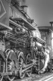 A locomotiva de vapor Fotos de Stock