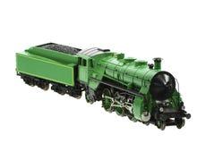 Locomotiva de vapor do brinquedo Imagem de Stock Royalty Free