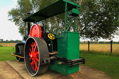 Locomotiva de vapor do calibre estreito Fotos de Stock Royalty Free