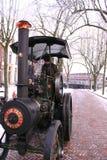 Locomotiva de vapor Oldfashioned foto de stock royalty free
