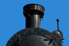 Locomotiva de vapor velha Fotos de Stock Royalty Free